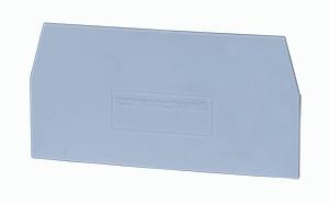 Nắp chia sử dụng cho cầu đấu dây điện dạng gài CX