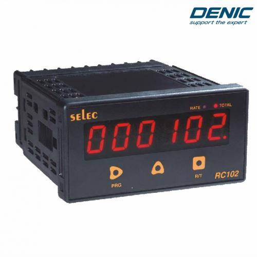 Hiển thị tốc độ và đếm tổng - RC102C (48X96)