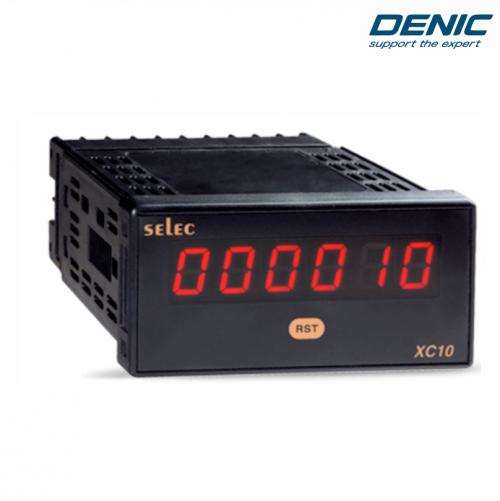 Hiển thị tốc độ và đếm tổng- XC10D (48x96)