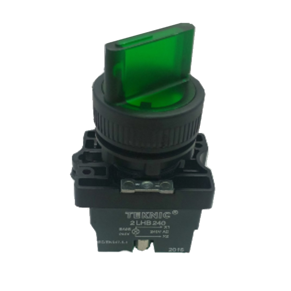Công tắc đèn LED 2 vị trí 220V - TỰ GIỮ + 1NO