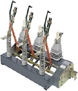 LBS Cầu dao cách ly 24 kV chém ngang trung thế